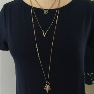 Jewelry - 🌹🌹Multiple Chain Gold Necklace🌹🌹